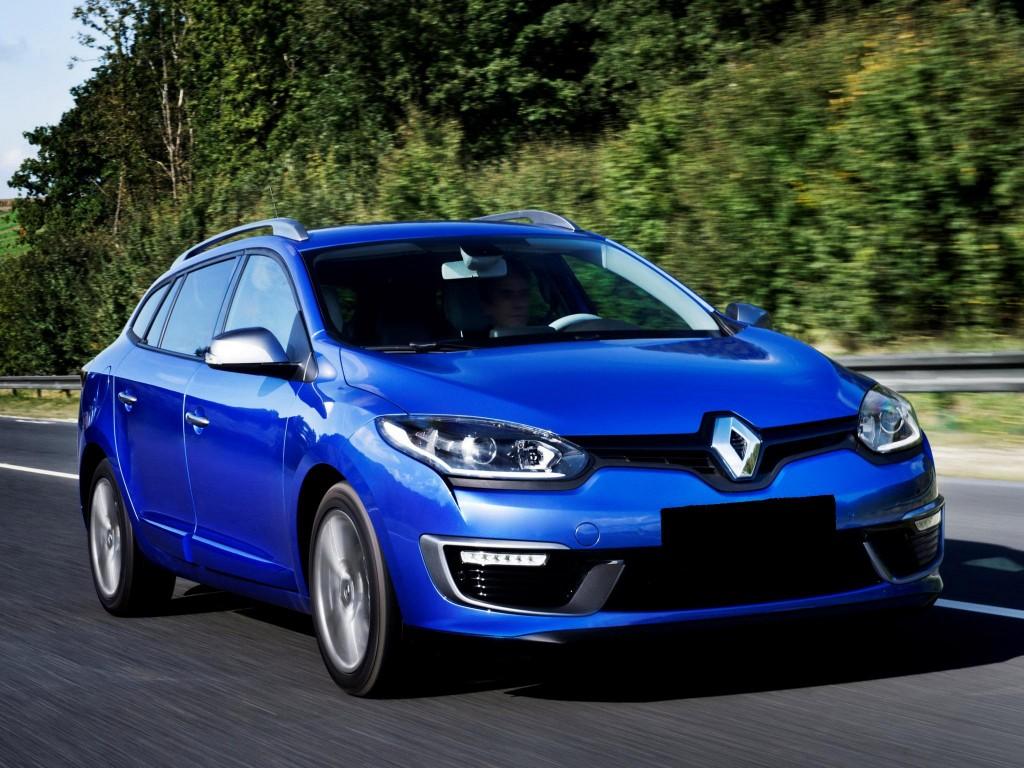 Renault Megane III Kombi GT LINE