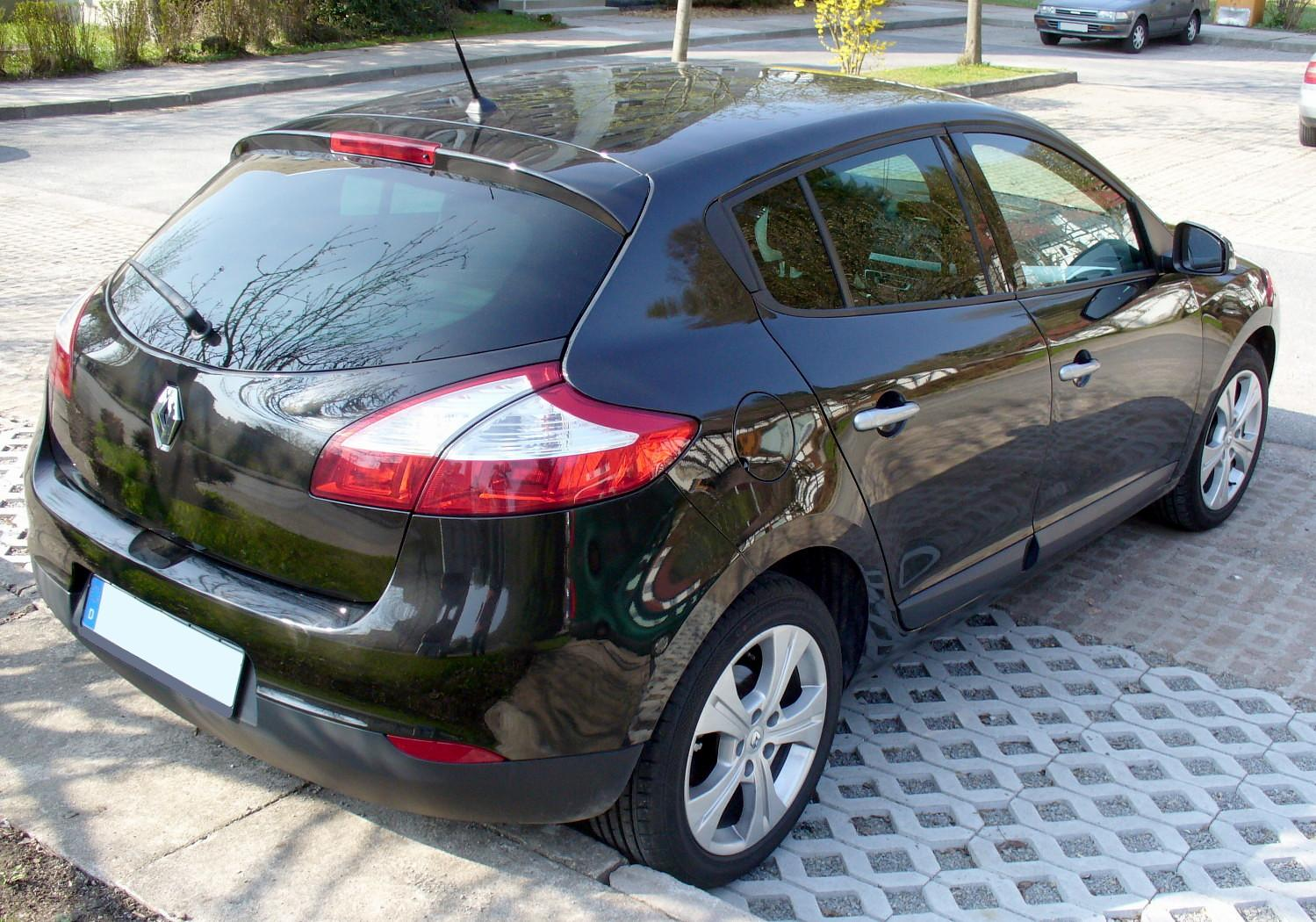 Car Rentals Unlimited Mileage Use the form below to contact car rental Renault Megane III / BOSE ...