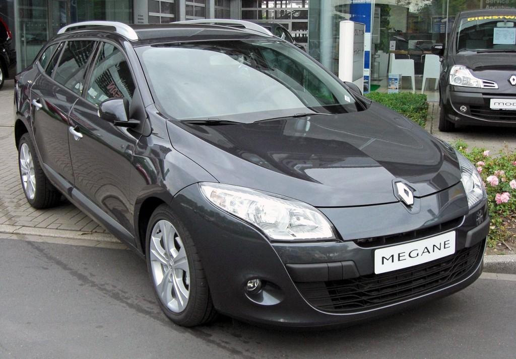 Renault Megane III Kombi BOSE EDITION