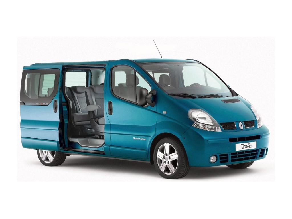 Renault Trafic Generation EVADO