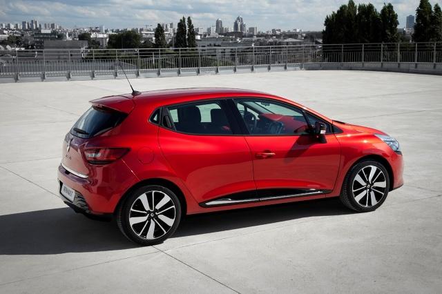 Renault clio iv facar for Exterieur clio 4